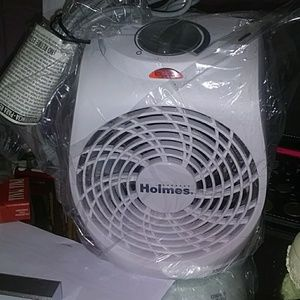 A new heater still in the plastic never been used